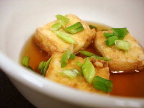 agedashi tofu Archives - BOOK OF DAYS TALES