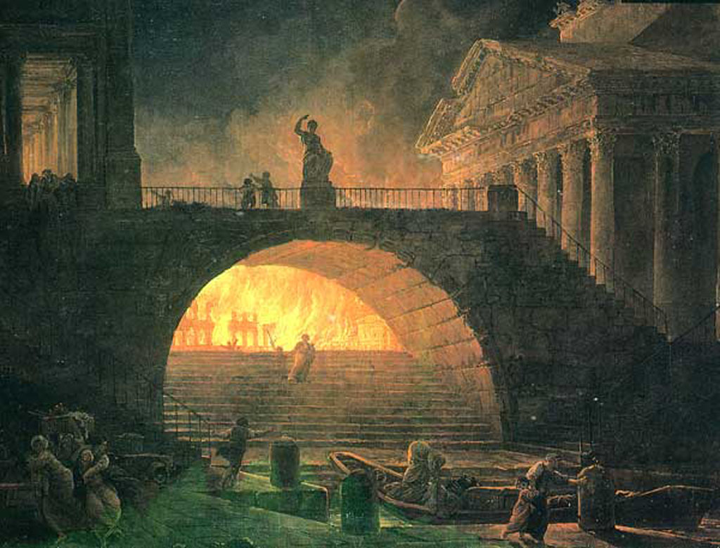nero the fire of rome - photo#3