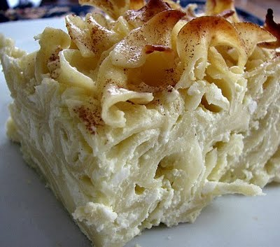 Sweet Lokshen Kugel Recipes — Dishmaps
