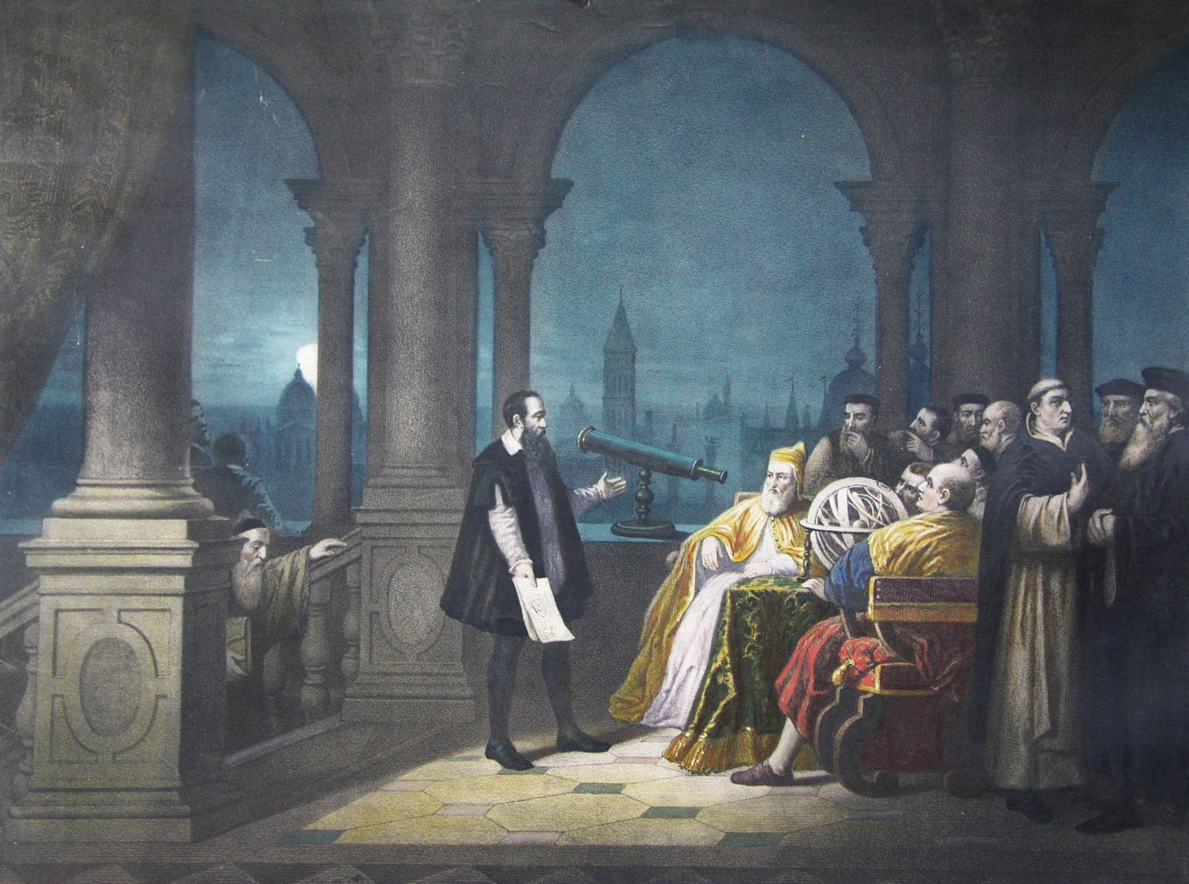 the life of galileo Life of galileo - download as word doc (doc / docx), pdf file (pdf), text file (txt) or read online world literature in translation.