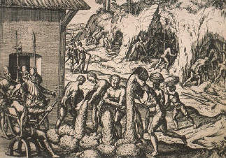 the genocide of native americans after christopher columbus came to the new world Europeans that came to the new world were  many native american genocide survivor stories since  the genocide of native americans columbus reached the.